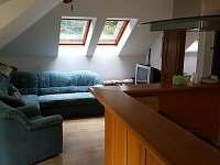 Horní apartmá - pronájem chaty Deštné v Orlických horách