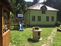 Wellneska - chata ubytování Deštné v Orlických horách