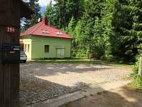Wellneska - chata k pronájmu Deštné v Orlických horách