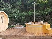 Chata k pronajmutí - dovolená Koupaliště Hroška rekreace Deštné v Orlických horách