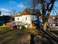 Horská chata Hrad Sedloňov - k pronájmu