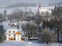 ubytování Skiareál Šerlišský mlýn na chatě k pronájmu - Sedloňov