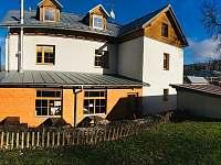 Horská chata Hrad Sedloňov - pronájem