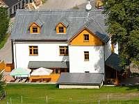 Horská chata Hrad Sedloňov - k pronajmutí