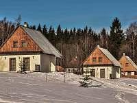 ubytování Sjezdovka Kačenčina sjezdovka - Olešnice v O.h. Chata k pronajmutí - Deštné v Orlických horách