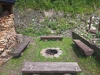Ohniště - chata ubytování Olešnice v Orlických horách