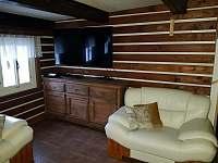 Světnice - sedací souprava, TV Smart + DVD + SP3 - Olešnice v Orlických horách