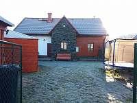 Dolní Boříkovice ubytování 12 lidí  pronajmutí