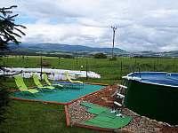 bazén - Dolní Boříkovice