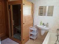 koupelna přízemí - Dolní Boříkovice