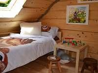 dětský pokoj s dvěma postelemi