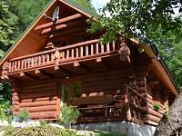 Ústí nad Orlicí - Knapovec - srub k pronájmu - 3