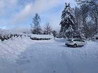 Parkování v zimě