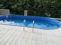 Venkovní bazén 6x3,2m - Čenkovice