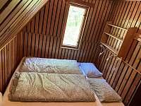 3.ložnice - chata k pronájmu Čenkovice