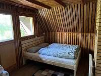 4.ložnice - pronájem chaty Čenkovice