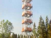 nová rozhledna - Olešnice v Orlických horách