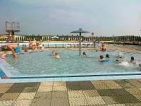 venkovní i krytý bazén Dobruška