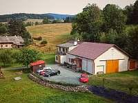 ubytování Sjezdovka Kačenčina sjezdovka - Olešnice v O.h. Chalupa k pronajmutí - Olešnice v Orlických horách