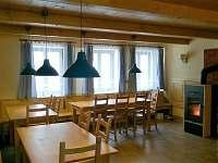Škodův statek - Společenská místnost Olešnice v Orlických horách - chalupa k pronájmu