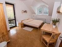 dvoulůžkový pokoj - apartmán k pronájmu Nekoř