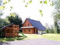 Chalupa k pronajmutí - dovolená Koupaliště Jablonné nad Orlicí rekreace Čenkovice