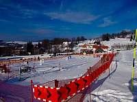 dětská lyžařská škola