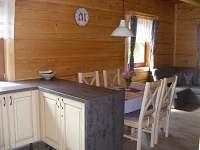 kuchyně v apartmánu č. 1