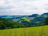 okolní Čenkovic - turistika