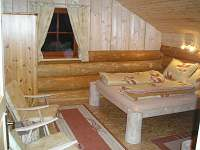 ubytování Valteřice - srub ubytování Valteřice u Výprachtic