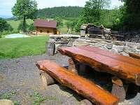 ubytování Valteřice - Srub Strazka