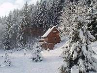 Chata k pronájmu - okolí Valteřic