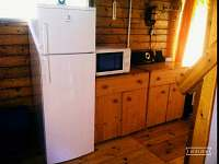 Lednice a mikrovlnka