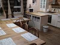 Kuchyn s jidelnou - Orličky