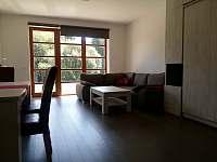 Apartmán na horách - okolí Rampuše