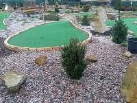 Outdoor golf 50m - Říčky v Orlických horách