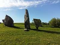 Stonehenge - 1,4 km od AP - Říčky v Orlických horách