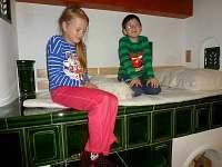 líny Honza na peci a Ančí... .:-)