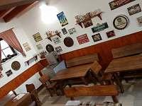 soukromá pivnice pro posezení nebo oslavy až pro 35 hostů vč. výčepního zařízení