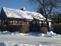 ubytování Ski areál Šerlišský mlýn Chalupa k pronajmutí - Bystré v Orlických horách