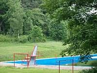 koupaliště - Bystré u Dobrušky