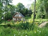 Chata k pronajmutí - okolí Malé Moravy