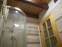 Sprchový kout s vaničkou