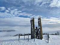 Vyhlídka Franta - 5 km pěší okruh od chaty - Horní Orlice