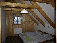 Ložnice 1 - Orlické Záhoří
