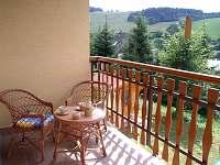 balkón s výhledem - Čenkovice