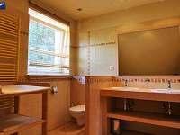 Koupelna 2 - rekreační dům k pronajmutí Písečná u Žamberka