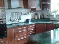 Kuchyň - rekreační dům ubytování Písečná u Žamberka