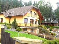 Chaty a chalupy Vamperk v rodinném domě na horách - Písečná u Žamberka