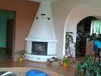 Společenská místnost - rekreační dům k pronájmu Písečná u Žamberka